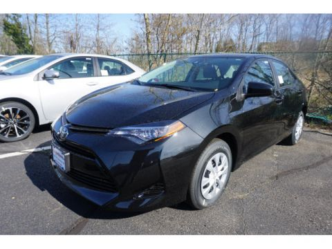 New 2017 Toyota Corolla L 4dr Sedan