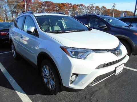 New 2017 Toyota RAV4 Limited AWD (Natl) AWD Limited 4dr SUV AWD