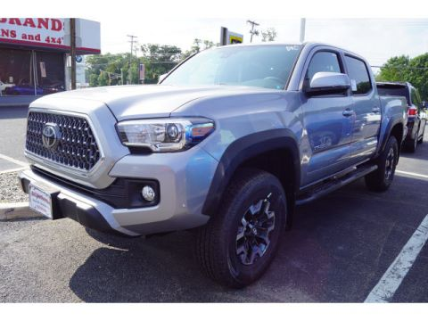 New 2018 Toyota Tacoma TRD Off-Road
