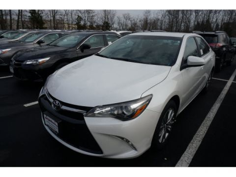New 2017 Toyota Camry SE Automatic (Natl) FWD SE 4dr Sedan