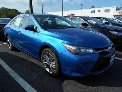 New 2017 Toyota Camry SE Automatic (Natl) FWD LE 4dr Sedan