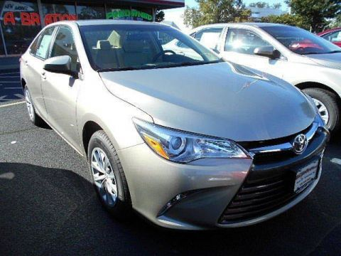 New 2017 Toyota Camry LE Automatic (Natl) FWD LE 4dr Sedan