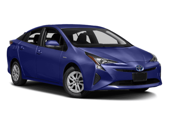 New 2017 Toyota Prius Three (Natl) Two Eco 4dr Hatchback With Navigation