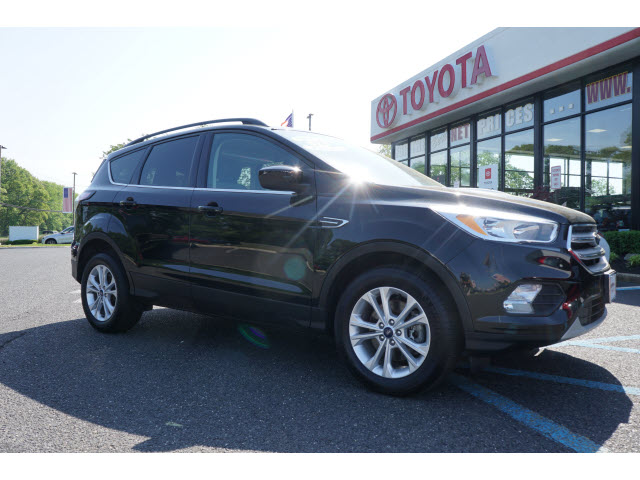 Https Www Galaxytoyota Inventory Used 2018 Ford Escape Se Awd 4dr Suv 1fmcu9gd7jua72897