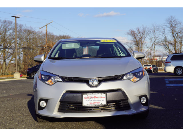 2015 Corolla S Plus >> Pre Owned 2015 Toyota Corolla 4dr Sdn Cvt S Plus S Plus 4dr Sedan