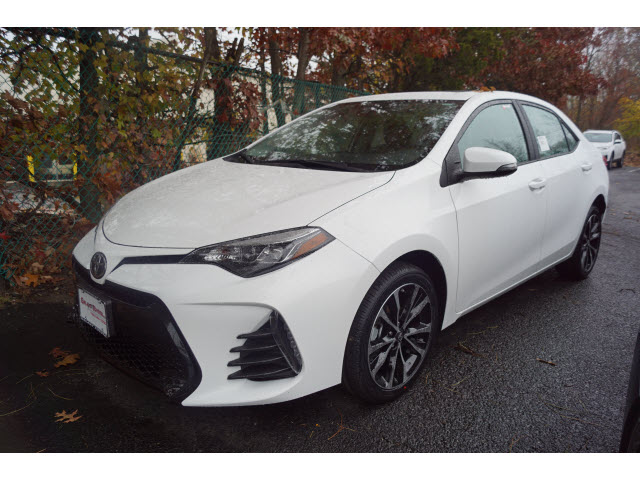 New 2019 Toyota Corolla Se Cvt Se 4dr Sedan Cvt In Eatontown