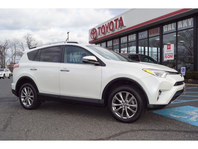 Certified Pre Owned 2016 Toyota Rav4 Limited