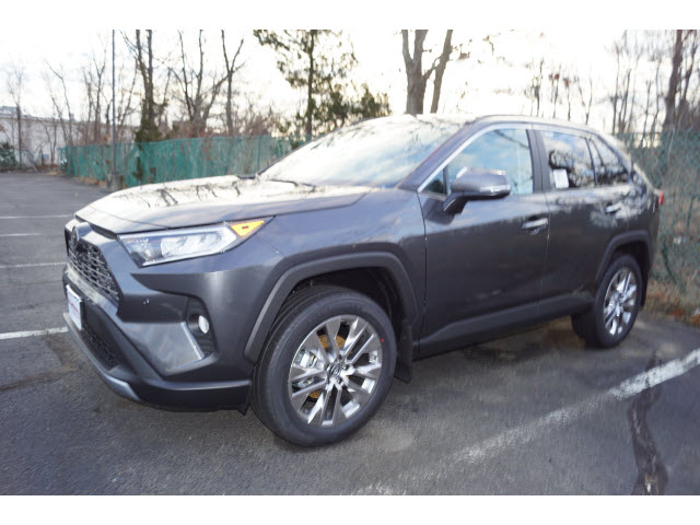 New 2019 Toyota Rav4 Limited Awd Limited 4dr Suv In Eatontown