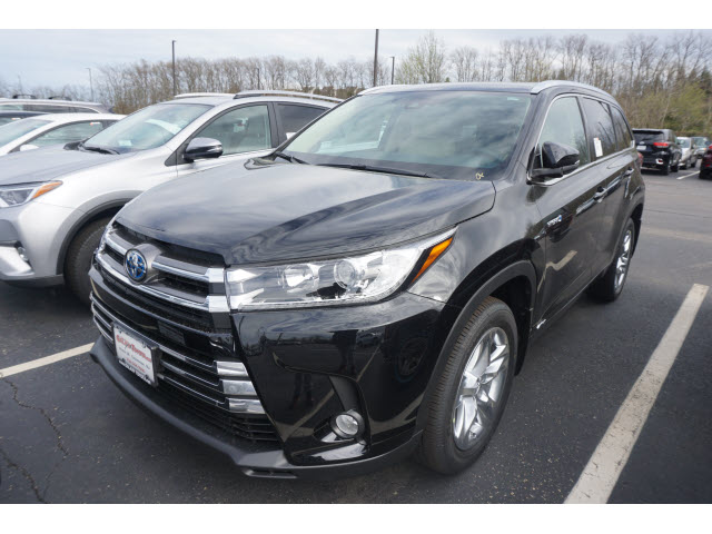 new 2017 toyota highlander hybrid hybrid limited v6 awd natl awd limited 4dr suv in eatontown. Black Bedroom Furniture Sets. Home Design Ideas