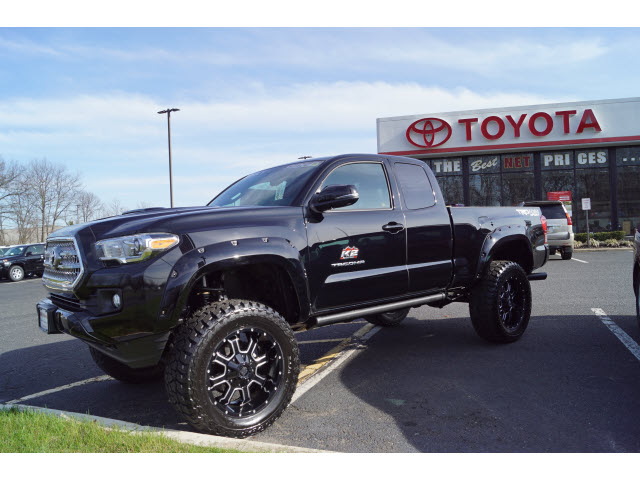 new 2017 toyota tacoma trd sport rocky ridge k2 edition 4x4 sr5 v6 4dr access cab 6 1 in. Black Bedroom Furniture Sets. Home Design Ideas