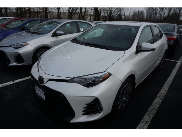 new 2017 toyota corolla se special edition cvt automatic n se 4dr sedan cvt in eatontown. Black Bedroom Furniture Sets. Home Design Ideas