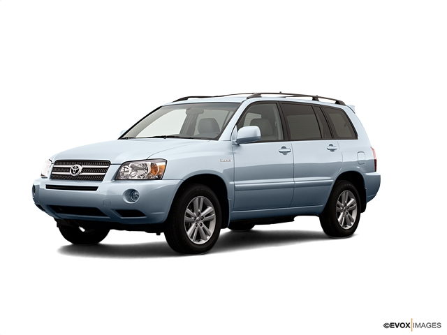 Pre Owned 2006 Toyota Highlander Hybrid 4dr 4wd Ltd