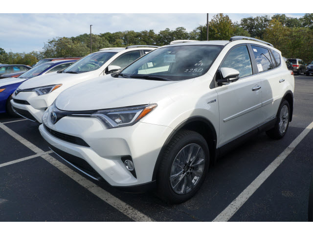 new 2018 toyota rav4 hybrid limited awd limited 4dr suv in. Black Bedroom Furniture Sets. Home Design Ideas