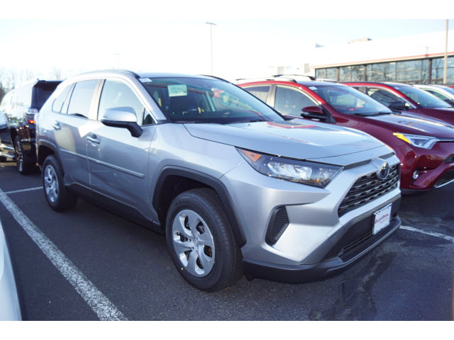 New 2019 Toyota Rav4 Le Awd Awd Le 4dr Suv In Eatontown Kj002975