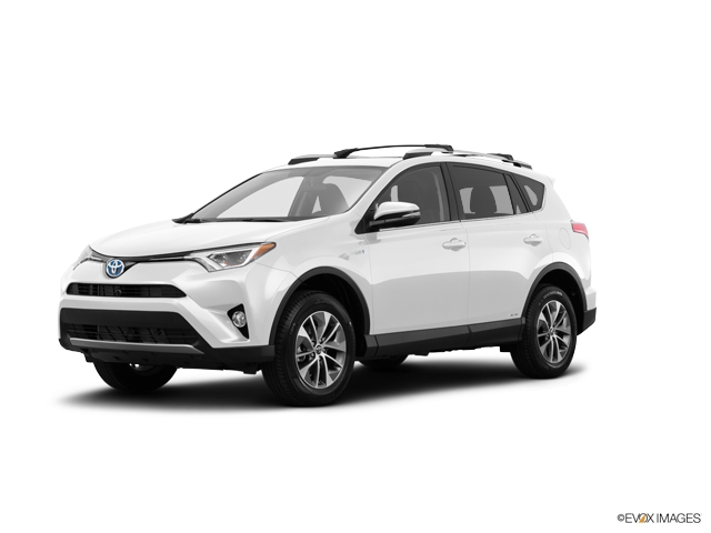 Pre Owned 2016 Toyota Rav4 Hybrid Awd Xle 4dr Suv