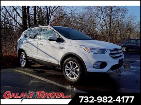 Pre-Owned 2018 Ford Escape AWD AWD SE 4dr SUV
