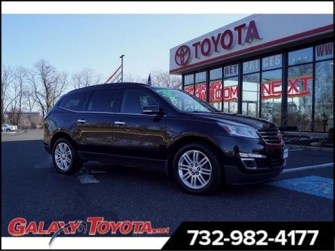 Pre-Owned 2015 Chevrolet Traverse AWD AWD LT 4dr SUV w/1LT