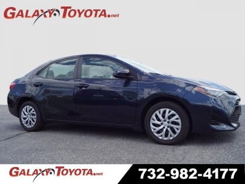 Certified Pre-Owned 2019 Toyota Corolla FWD LE 4dr Sedan
