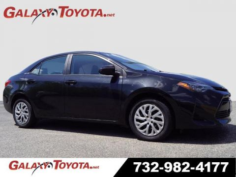 Pre-Owned 2018 Toyota Corolla FWD LE 4dr Sedan