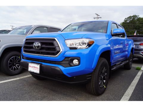 2020 Toyota Tacoma SR5 Double Cab 5 Bed V6 AT