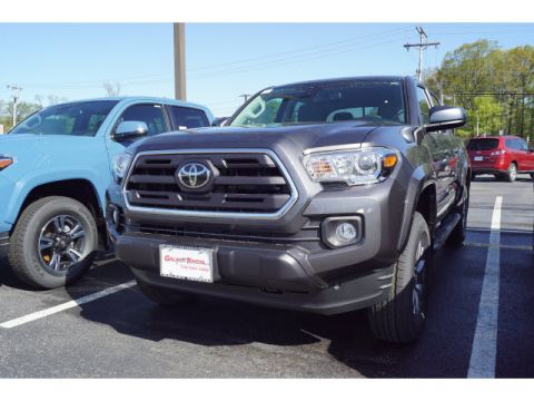2019 Toyota Tacoma SR5 Double Cab 5 Bed V6 AT