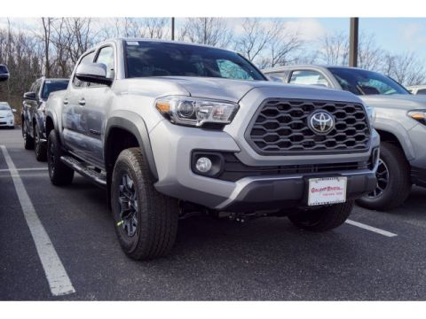 2020 Toyota Tacoma TRD Off Road Double Cab 5 Bed V6 A