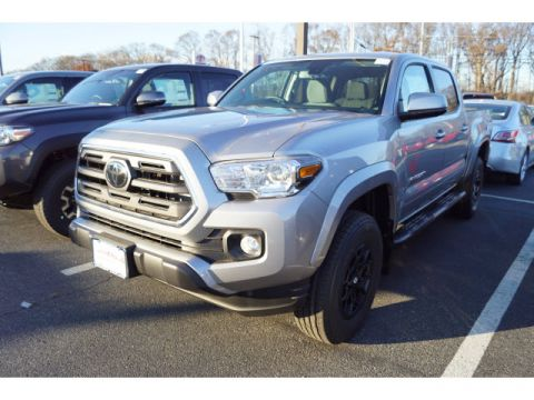 New 2019 Toyota Tacoma SR5 Double Cab 5 Bed V6 AT