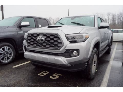 2020 Toyota Tacoma TRD Sport Double Cab 6 Bed V6 AT