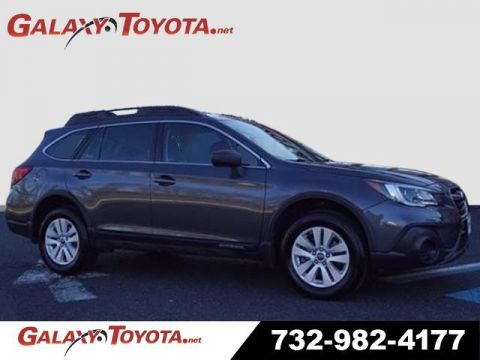 Pre-Owned 2018 Subaru Outback AWD AWD 2.5i 4dr Wagon