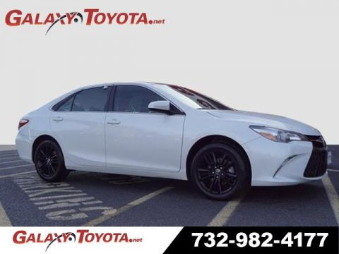 Pre-Owned 2017 Toyota Camry FWD SE 4dr Sedan