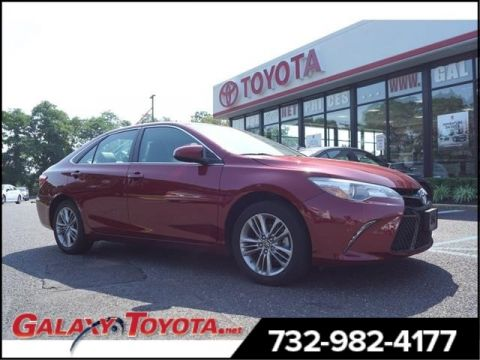 Certified Pre-Owned 2017 Toyota Camry FWD SE 4dr Sedan