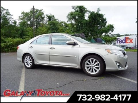 Certified Pre-Owned 2014 Toyota Camry FWD XLE V6 4dr Sedan