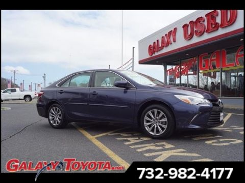 Certified Pre-Owned 2017 Toyota Camry FWD XLE V6 4dr Sedan