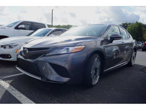 New 2020 Toyota Camry FWD XSE 4dr Sedan