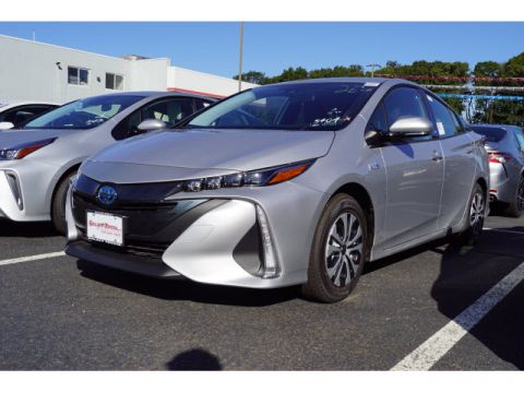 New 2020 Toyota Prius Prime FWD LE 4dr Hatchback
