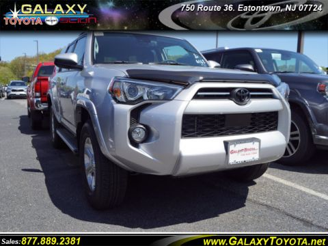 New 2020 Toyota 4Runner 4WD 4x4 SR5 4dr SUV