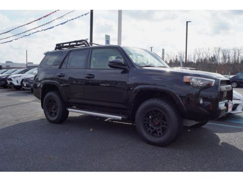 New 2020 Toyota 4Runner 4WD 4x4 TRD Pro 4dr SUV