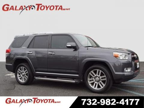 Pre-Owned 2013 Toyota 4Runner AWD AWD Limited 4dr SUV
