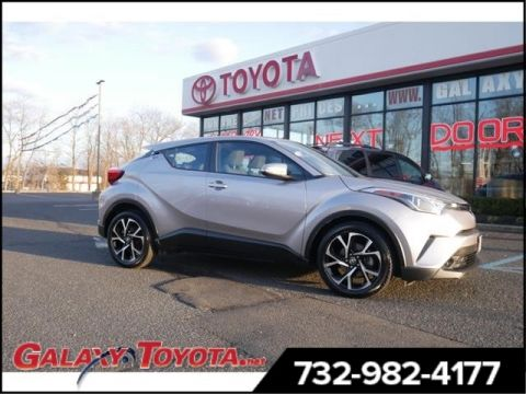 Certified Pre-Owned 2018 Toyota C-HR FWD XLE 4dr Crossover