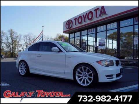 Pre-Owned 2011 BMW 1 Series RWD 128i 2dr Coupe