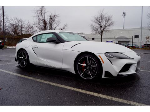 New 2020 Toyota GR Supra RWD 3.0 Premium 2dr Coupe